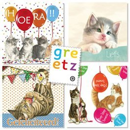 Francien van Westering - Greetz - Orange Licensing