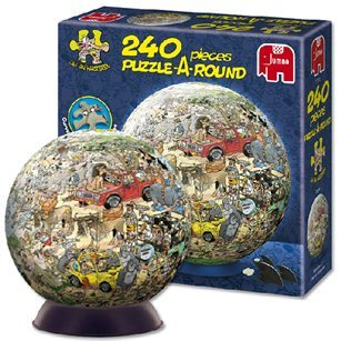 Jan van Haasteren - Orange Licensing - Puzzle A-round
