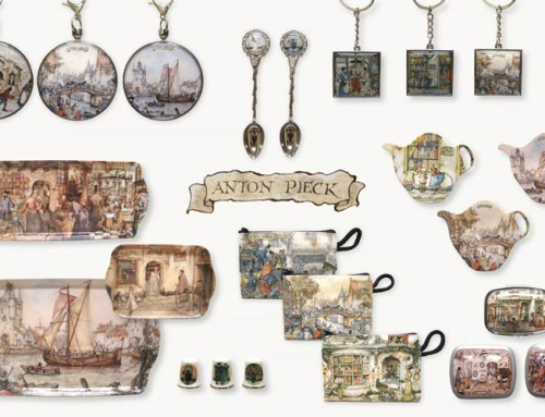 New products Anton Pieck