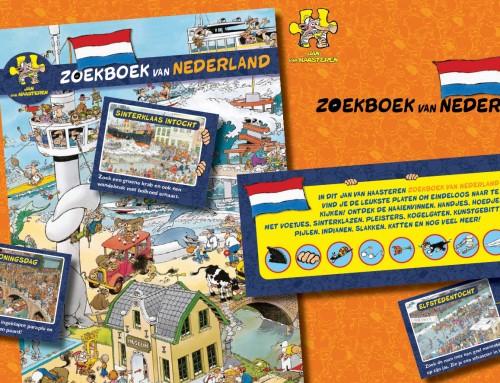 Zoekboek van Nederland