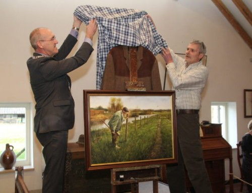 Expositie Lang Leve de Boerderij van Rien Poortvliet