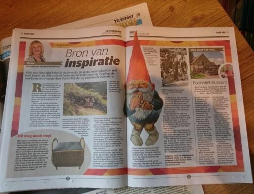 Rien Poortvliet – een bron van inspiratie