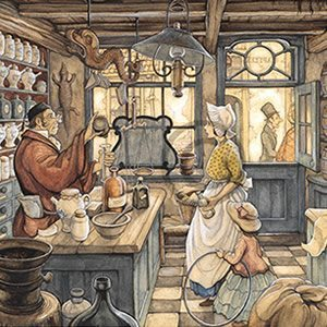 Anton Pieck - Orange Licensing