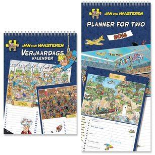 Jan van Haasteren - Orange Licensing - Kalenders