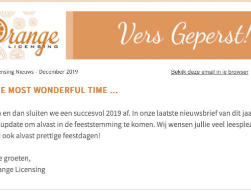 Winter-update Orange