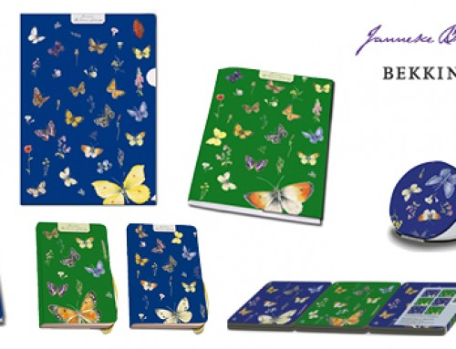 Overal vlinders…
