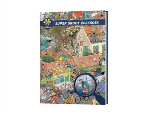 Jan van Haasteren SUPERgroot zoekboek