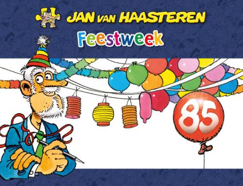 Jan van Haasteren FEESTweek